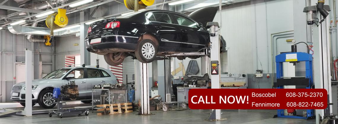 Braudt Automotive Service Inc.
