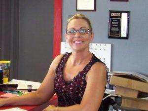 Boscobel office staff - Autumn Steele