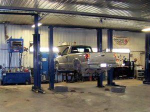 Braudt's Fennimore repair shop