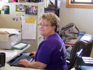 Fennimore office staff - Shelly Winkers